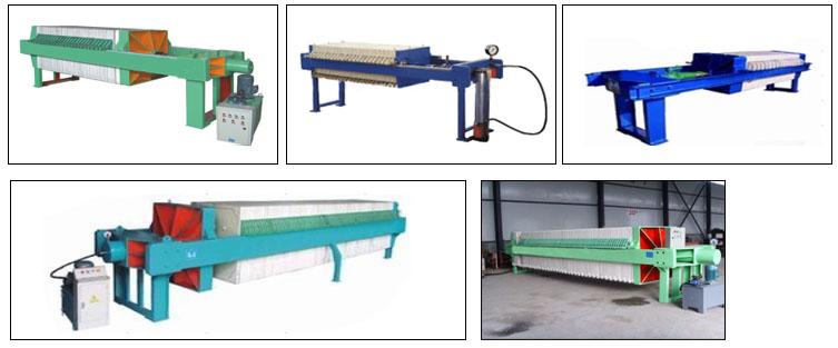 Vogman Technologies - Filter Press